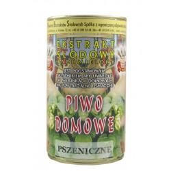 Piwo domowe pszeniczne 1,7 kg, ekstrakt chmielony  WES