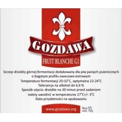 Fruit Blanche G1 Gozdawa - Drożdże suche